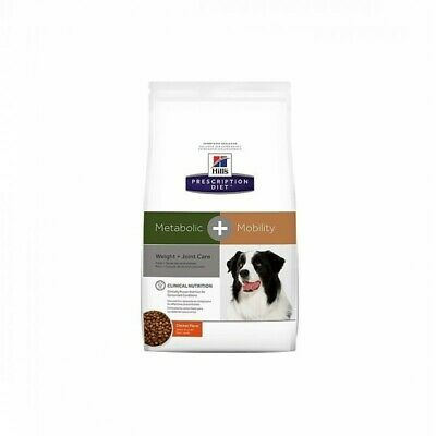 HILL S prescription diet canine metabolic+mobility  mangime secco polllo 4 kg