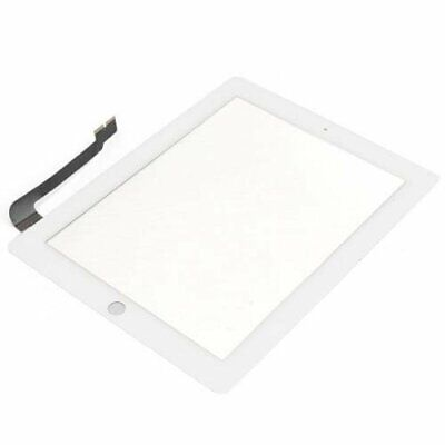 Replacement White Touch Screen Glass and Digitizer For iPad 3/4+Tools Included
