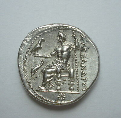 Superb Alexander The Great Tetradrachm