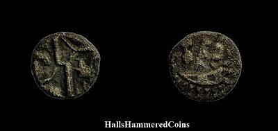 Durotriges Silver Quarter Stater - Geometric Type (HHC4139)