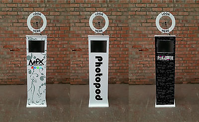 Photo Booth, selfie pod for sale rrp £3199 full set up only £2200 until may 31st