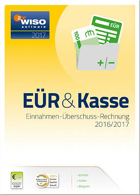 Download-Version WISO EÜR & Kasse 2017