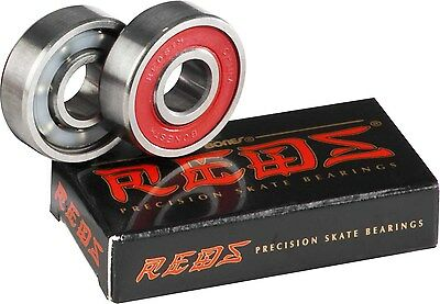 Bones - Reds 2 Pack Skateboard Bearings
