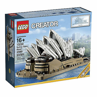 LEGO Creator Sydney Opera House #10234 - NEW Sealed