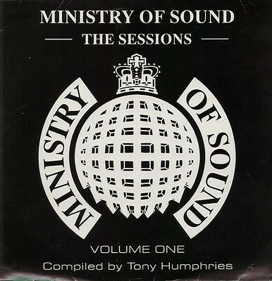 Tony Humphries - Ministry Of Sound (The Sessions Volume One) (Vinyl)