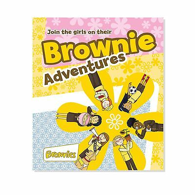 Brownie Adventures Book New Official Gift Present Guiding