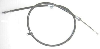 Parking Brake Cable-Stainless Steel Brake Cable Rear Left ABSCO 25205