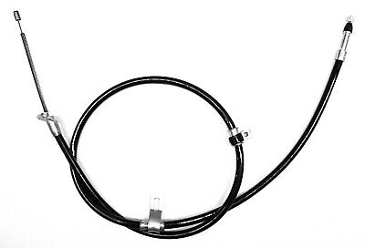 Parking Brake Cable-Stainless Steel Brake Cable Rear Right fits 03-04 Corolla