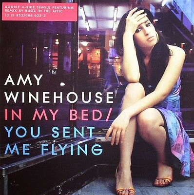 Amy Winehouse - In My Bed / You Sent Me Flying (Vinyl)