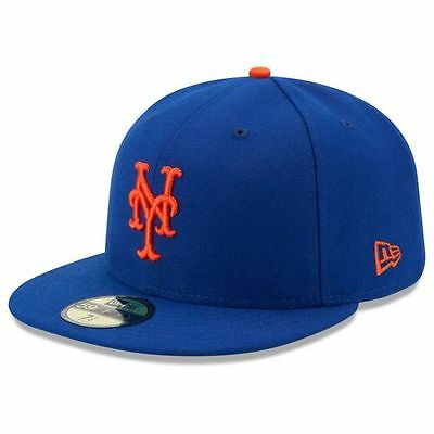 New York Mets Authentic 2017 New Era 59Fifty