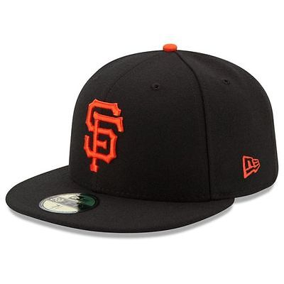 San Francisco Giants Authentic 2017 New Era 59Fifty