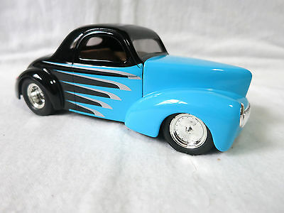 Drag Specialties 1941 Willys Coupe St. Rod Die Cast Bank Model, 94026