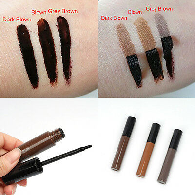 Makeup Waterproof Tint Gel Tattoo Long lasting Eyebrow Peel-off