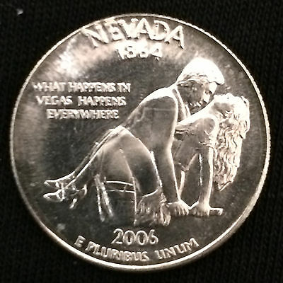 "Nevada 2006 Parody Quarter ""What Happens In Vegas ..."" *FUNNY*"