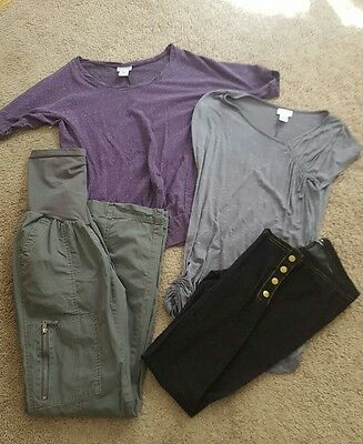 maternity clothes lot pea in the pod motherhood