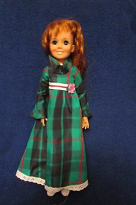 Vintage Ideal Twist and Turn Crissy Doll