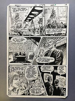 Ghosts #110, pg.14, Mar. '82, Interior page, original art by Angel Trinidad Jr.