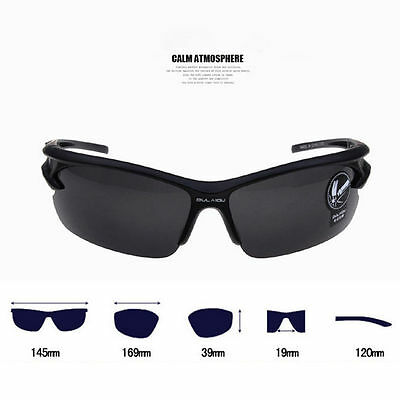 Bike Goggles Bicycle MTB Cycling Riding Glasses Sports Sunglasses Outdoor 7677