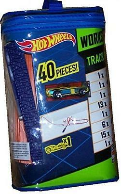 Hot Wheels Track Pack 40 Pieces