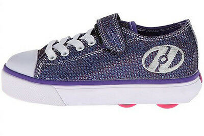 "Heelys Snazzy Skate Shoe (Little Kid/Big Kid),Multi Glitter ""CLOSING DOWN SALE"""