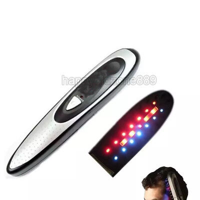 1 Set Power Grow Laser Treatment Comb Prevent Hair Loss Hot Regrow Therapy Treat