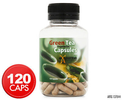 Next Generation Green Tea Vegetarian 120 Caps