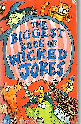 The Biggest Book of Wicked Jokes by Parragon Plus (Paperback, 2002)