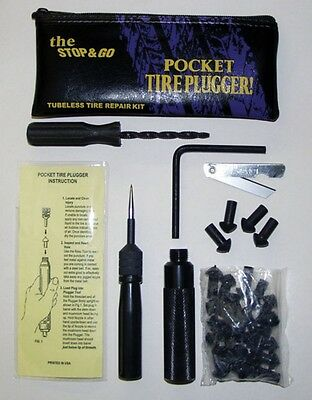 Stop 'n Go Pocket Tyre Plugger Kit
