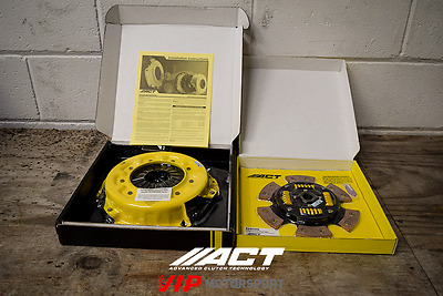 Nissan Skyline R32, R33 RWD RB20/RB25 ACT HD/Race Sprung 6 Pad Clutch NS3-HDG6
