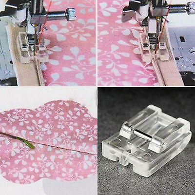 Sewing Machine Invisible Zipper Foot Brother Janome Toyota Pfaff High Quality
