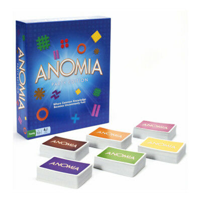 Anomia Party Edition Board Game NEW