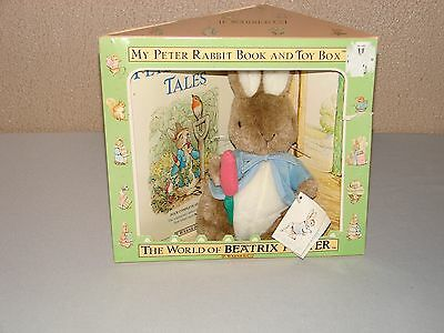 The World of Beatrix Potter (PETER RABBIT AND BOOK)