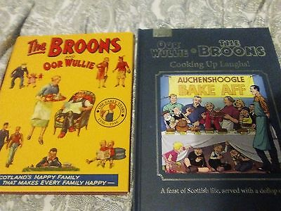 The Oor Wullie & the Broons Cooking Up Laughs!: A Feast of Scot..., Thomson, D C