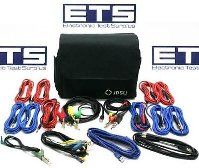 JDSU Wavetek Acterna Test Lead Cable Kit DS1 For HST-3000 Tester OTDR