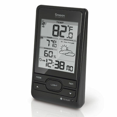 Oregon Scientific Wireless Weather Station with Ice Alert BAR206A