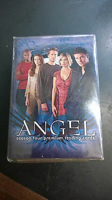 Buffy the vampire slayer Angel Season 4 basic Set trading cards