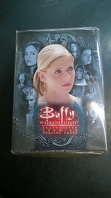 Buffy the vampire slayer Season 7 basic set trading cards