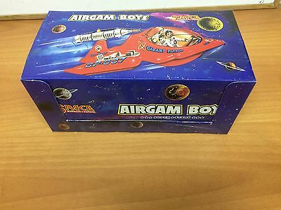 Airgam Boys Space Galaxy Patrol  Azul Airgamboys