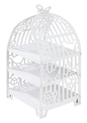 Talking Tables Something In The Air Birdcage Cakestand for a Wedding or Tea Part