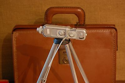 Vintage Spy Camera Minox B Spy Briefcase Kit with all Accessories and Copy Stand