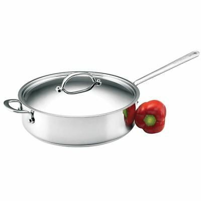 Circulon Commercial Steel - Covered Stainless Steel Non-Stick Interior Induction