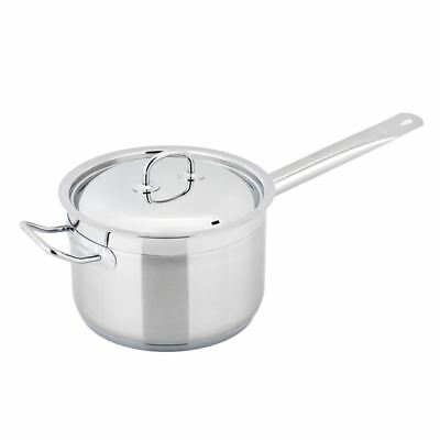 Benzer - Berlin Professional 18/10 Stainless Steel 20cm Covered Saucepan with He