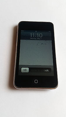 Apple iPod touch 2nd Gen Black (8GB)