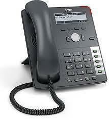 Snom 710 IP SIP VoIP Phone Telephone - Charcoal Grey ***Inc Free Delivery***