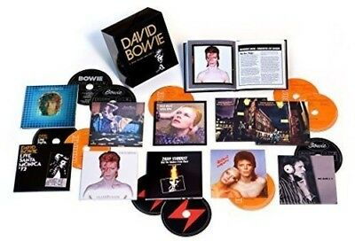 David Bowie Five Years 1969-1973 box set 12 CD NEW sealed