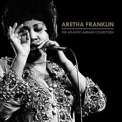 Aretha Franklin Atlantic Albums Collection box set 19 CD NEW sealed