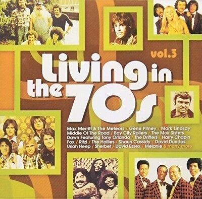 Living In The 70S Volume 3 Various Living In The 70S Volume 3 Various NEW sealed
