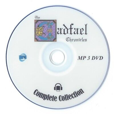 Cadfael Complete 21 Audio Book Collection By Ellis Peters MP 3 DVD 150 Hours