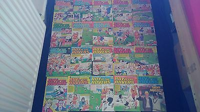Roy of the Rovers Vintage Comic Joblot X 20 All From 1984