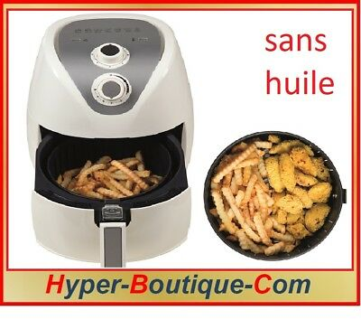 Mia-Germany - HF 5080  - Friteuse sans huile à air chaud multifonctions - 2,6 L